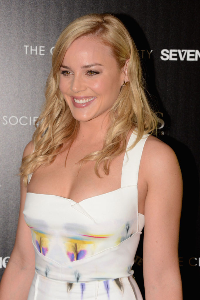 Abbie Cornish At Event