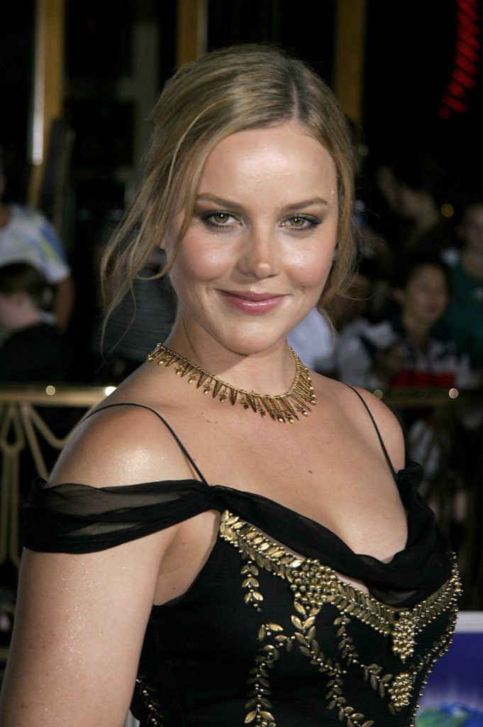 Abbie Cornish Lingerie