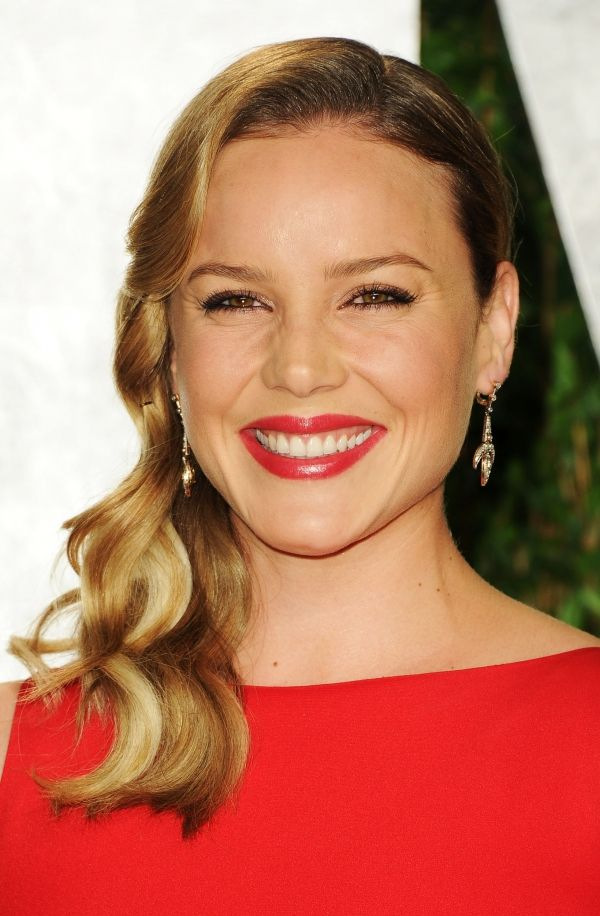 Abbie Cornish Smiling