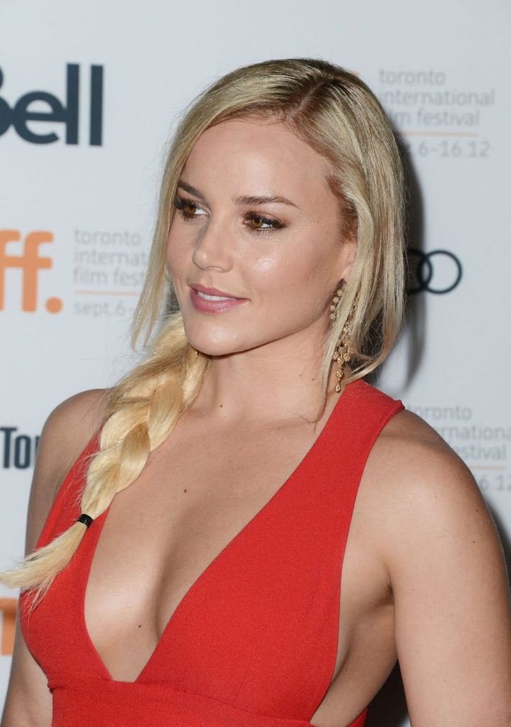 Abbie Cornish Topless