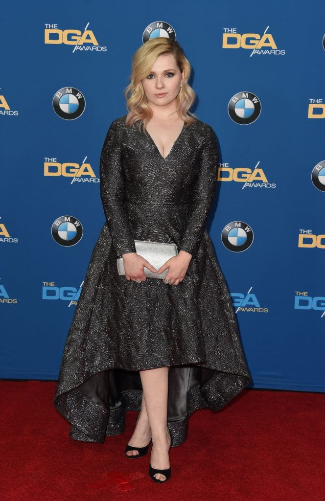 Abigail Breslin At Event Images
