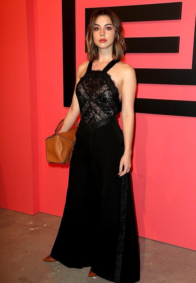 Adelaide Kane At Award Show Photos