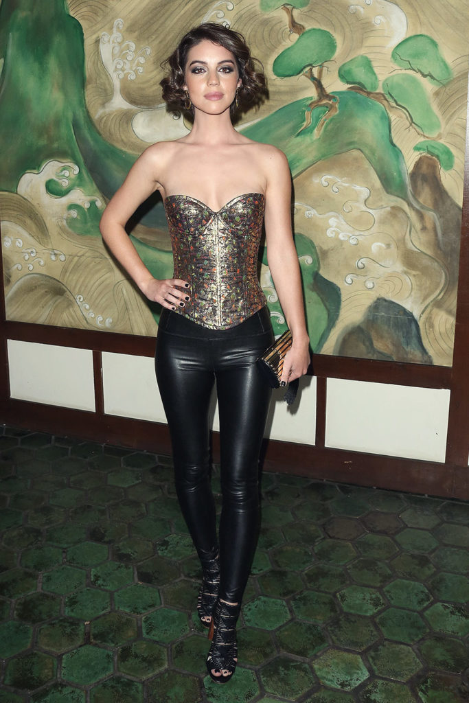 Adelaide Kane Jeans Pictures
