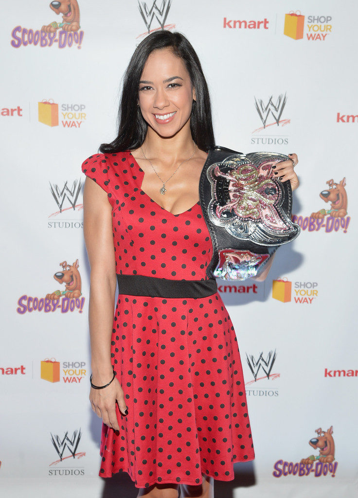 Aj Lee At Event Photos