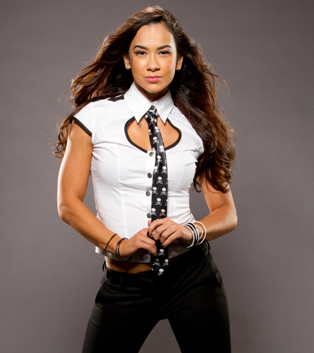 Aj Lee Braless Images