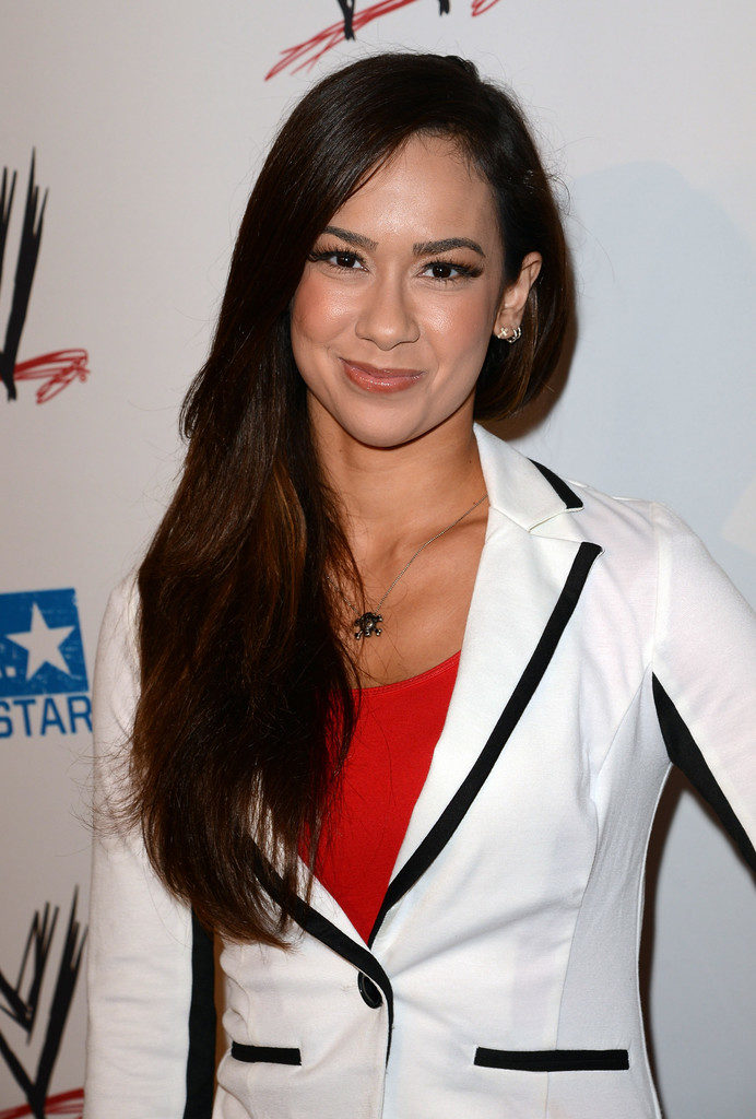 Aj Lee Haircut Images