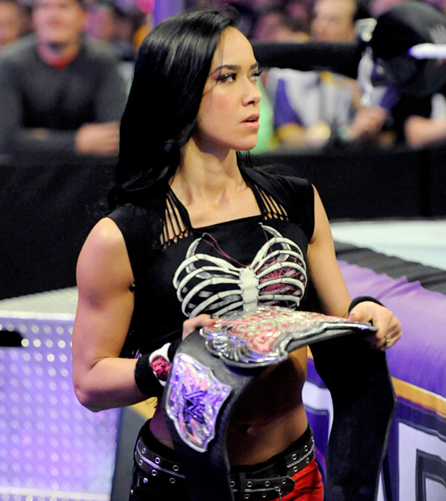 Aj Lee Shorts Images