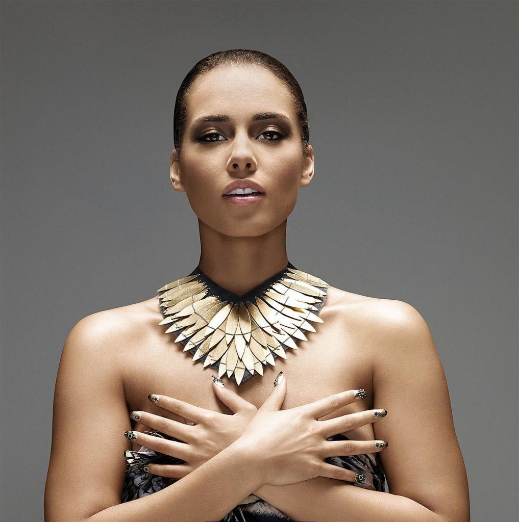Alicia Keys Body Pictures