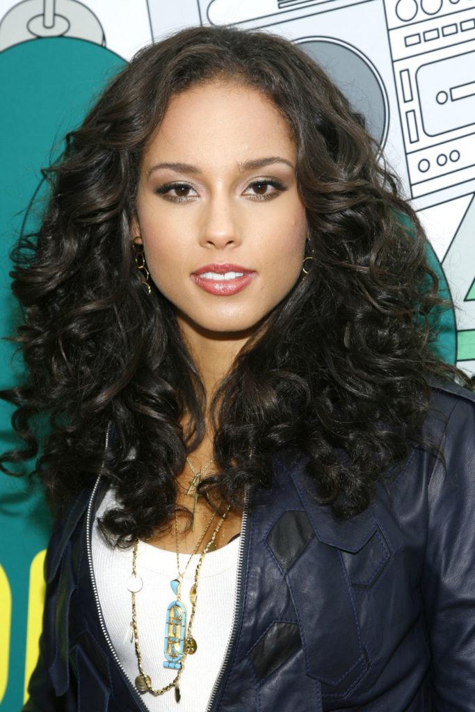 Alicia Keys Cute Pics