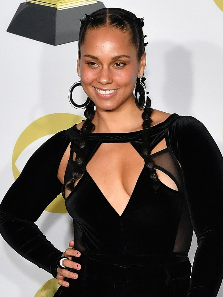 Alicia Keys Leaked Pics