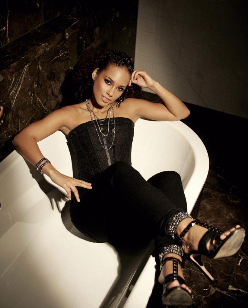 Alicia Keys Photoshoot