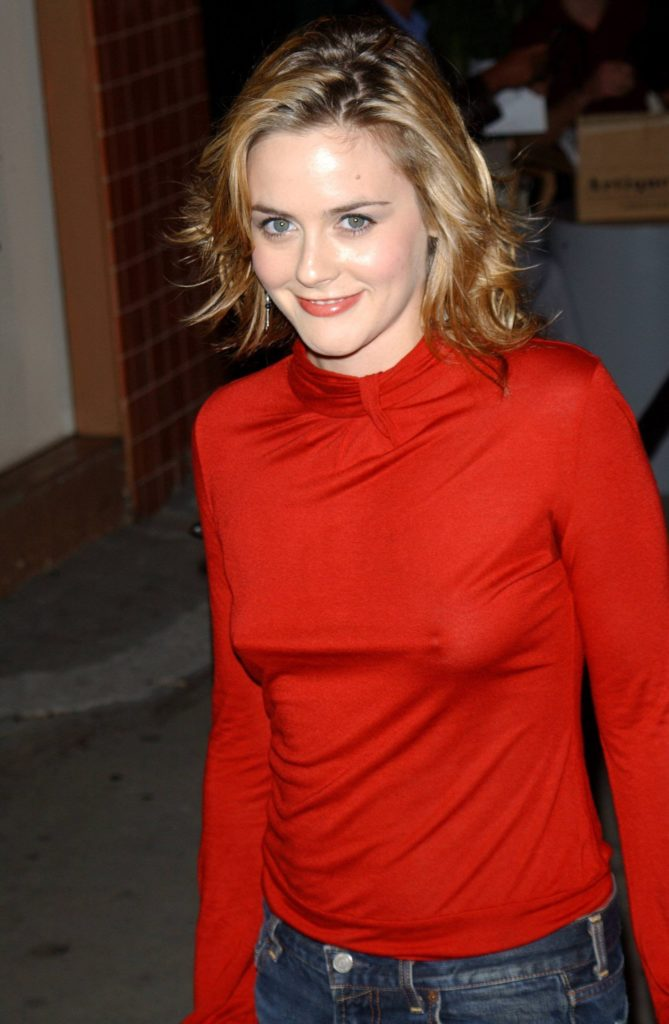 Alicia Silverstone Cute Pictures