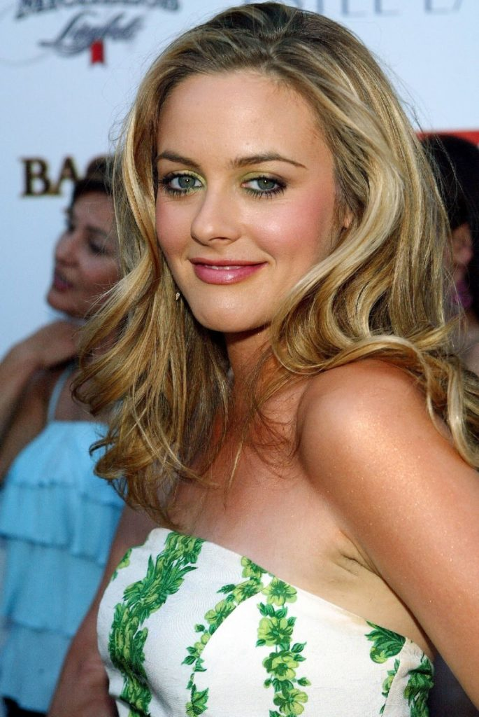 Alicia Silverstone Muscles Wallpapers