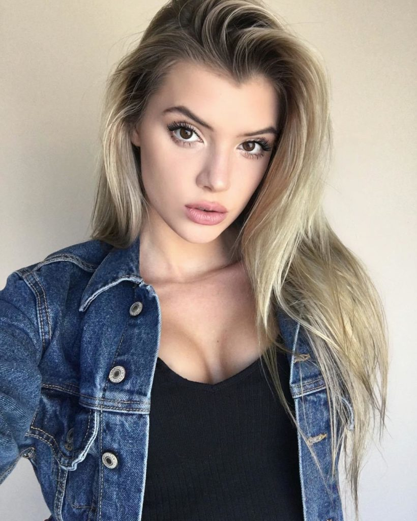 Alissa Violet Leaked Photos
