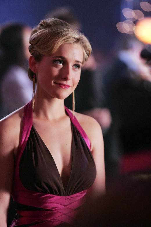 Allison Mack At Event Pics
