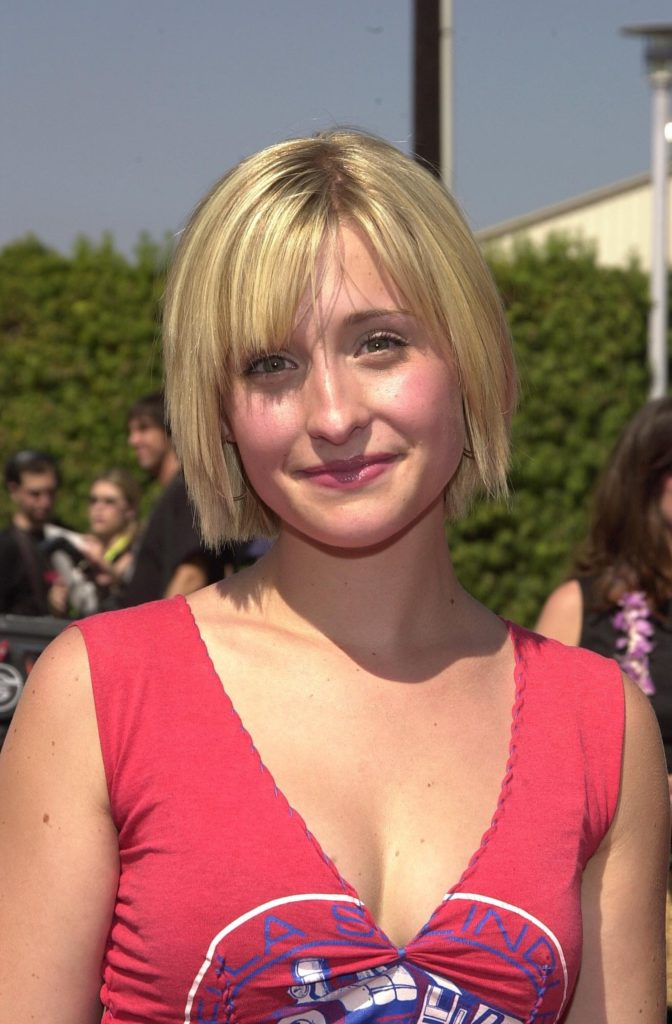 Allison Mack Boobs Pics