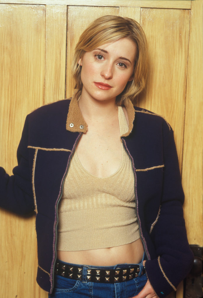 Allison Mack Hair Style Wallpapers