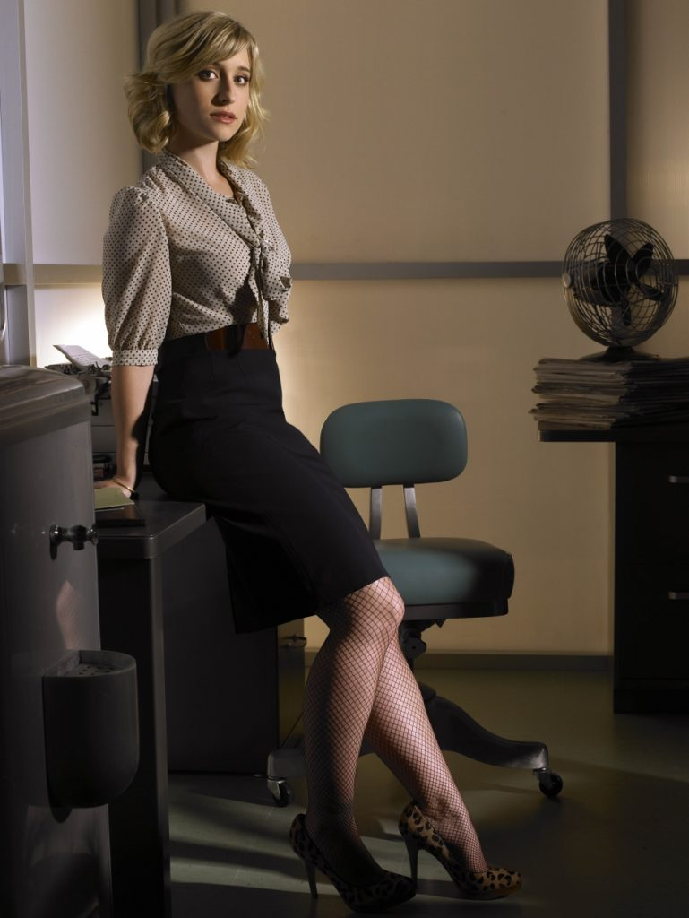Allison Mack Legs Photos