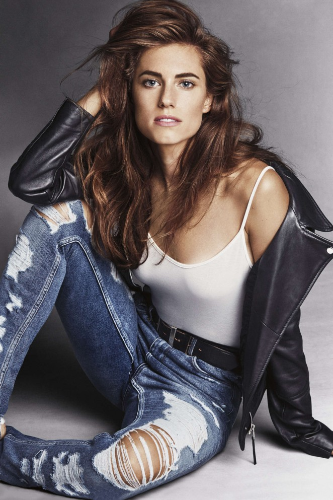 Allison Williams Jeans Wallpapers