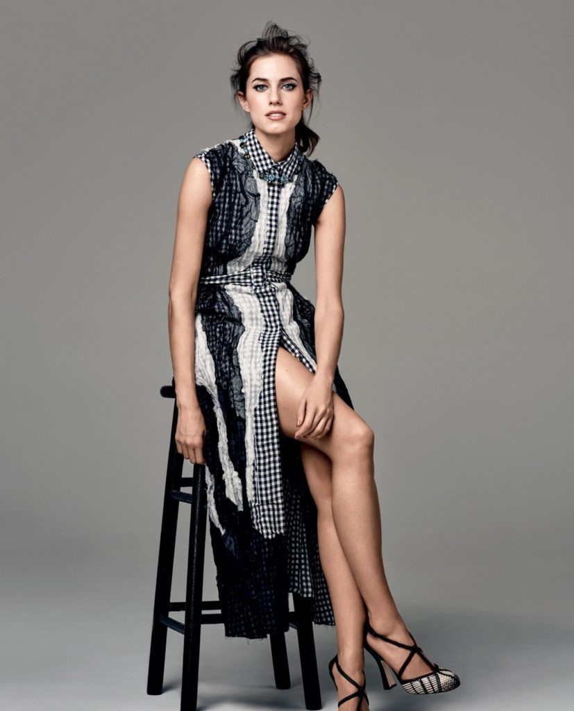 Allison Williams Thigh Pictures