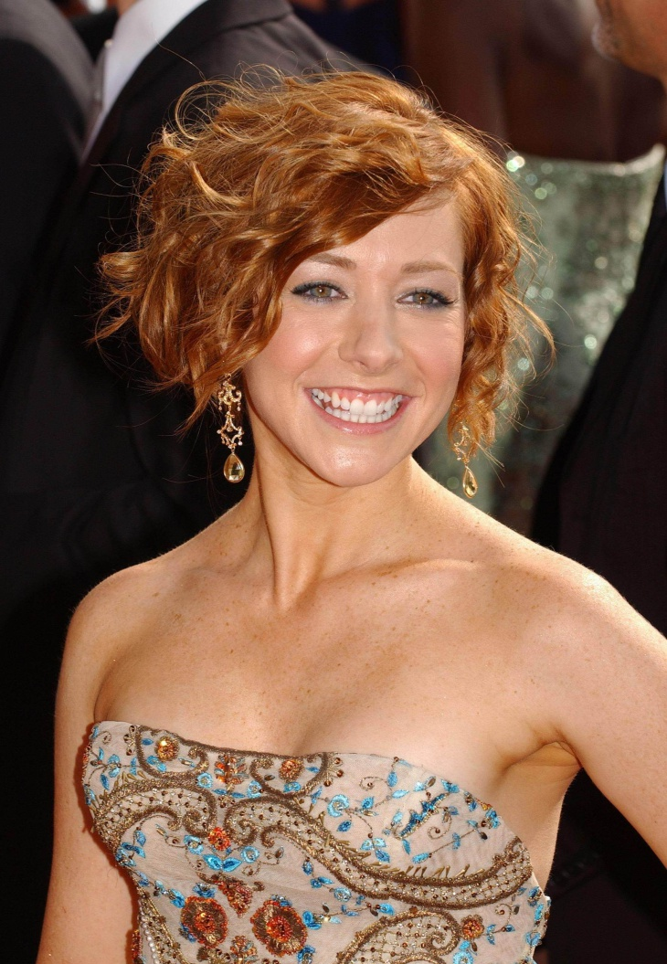 Hot Pictures Of Alyson Hannigan Lily Aldrin In How I Met