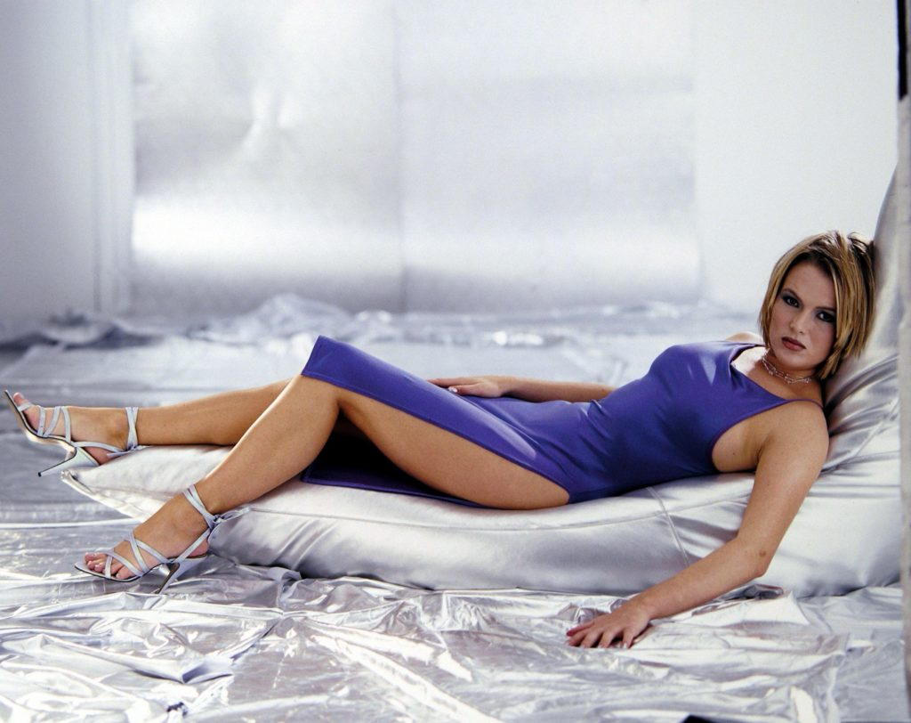 Amanda Holden Undergarments Pics