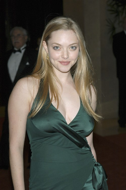 Amanda Seyfried Bra Photos
