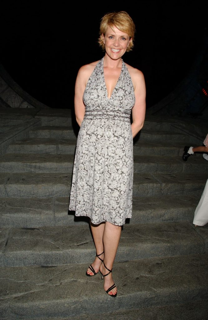 Amanda Tapping Feet Pictures