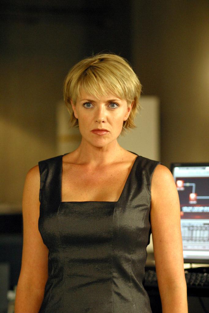 Amanda Tapping | Amanda tapping, Amanda, Stargate