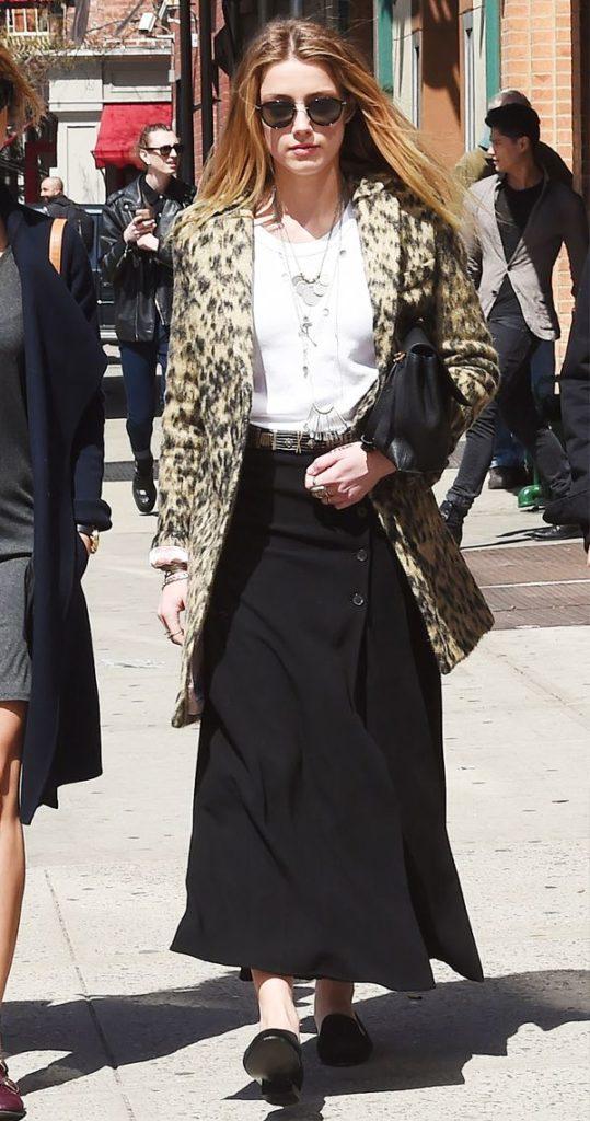 Amber Heard Event Photos