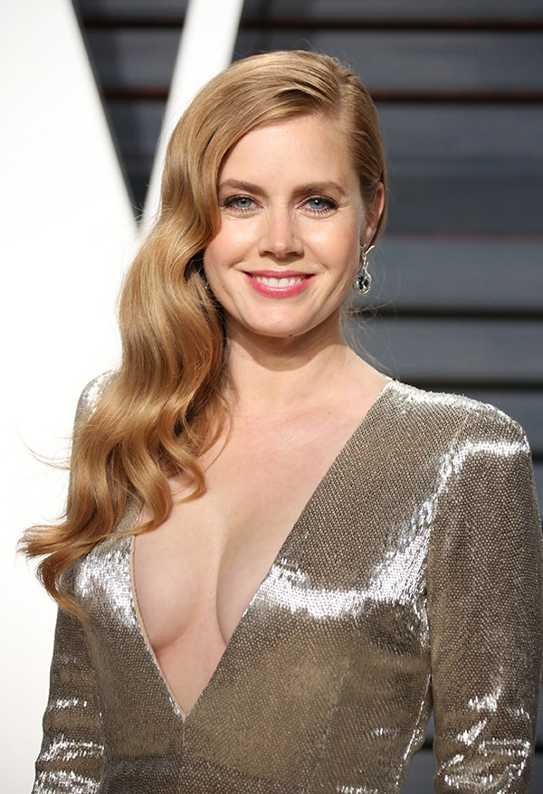 Amy Adams Boobs Topless Wallpapers