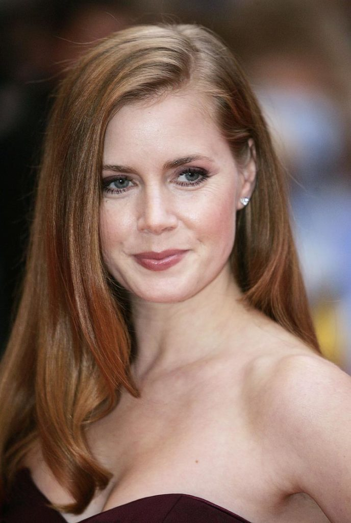 Amy Adams Hair Style Pictures