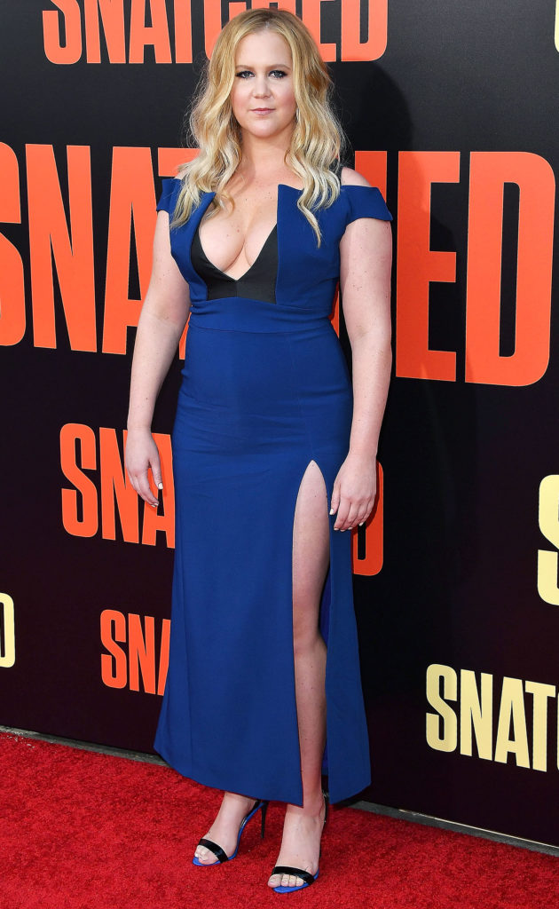 Amy Schumer Feet Photos