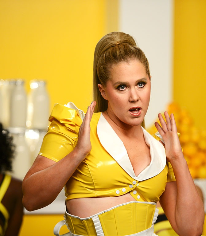 Amy Schumer Makeup Photos