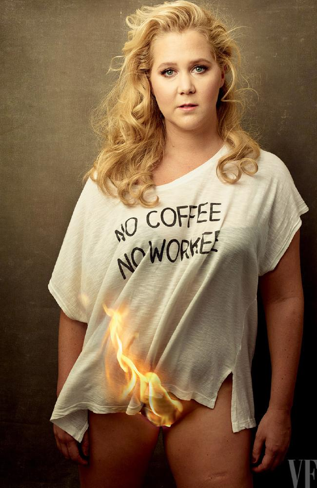 Amy Schumer Undergarments Photos