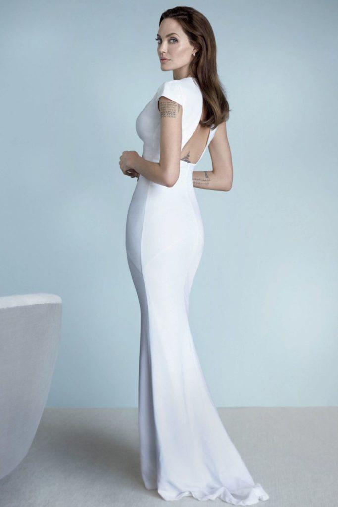 Angelina Jolie Backside Images