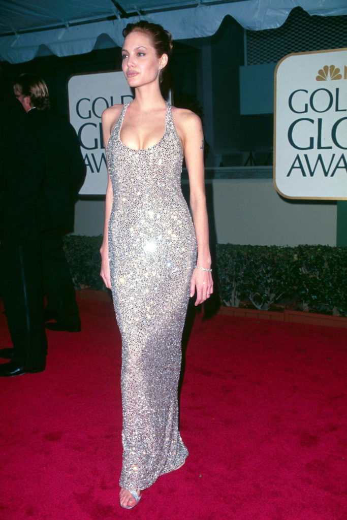 Angelina Jolie Gown Pictures