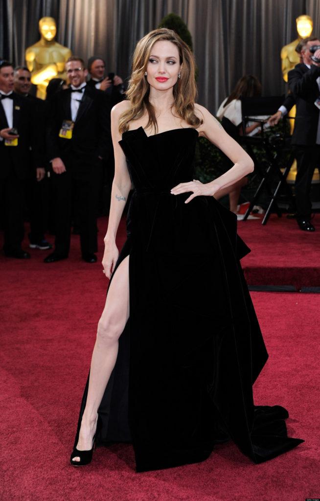 Angelina Jolie Legs Images