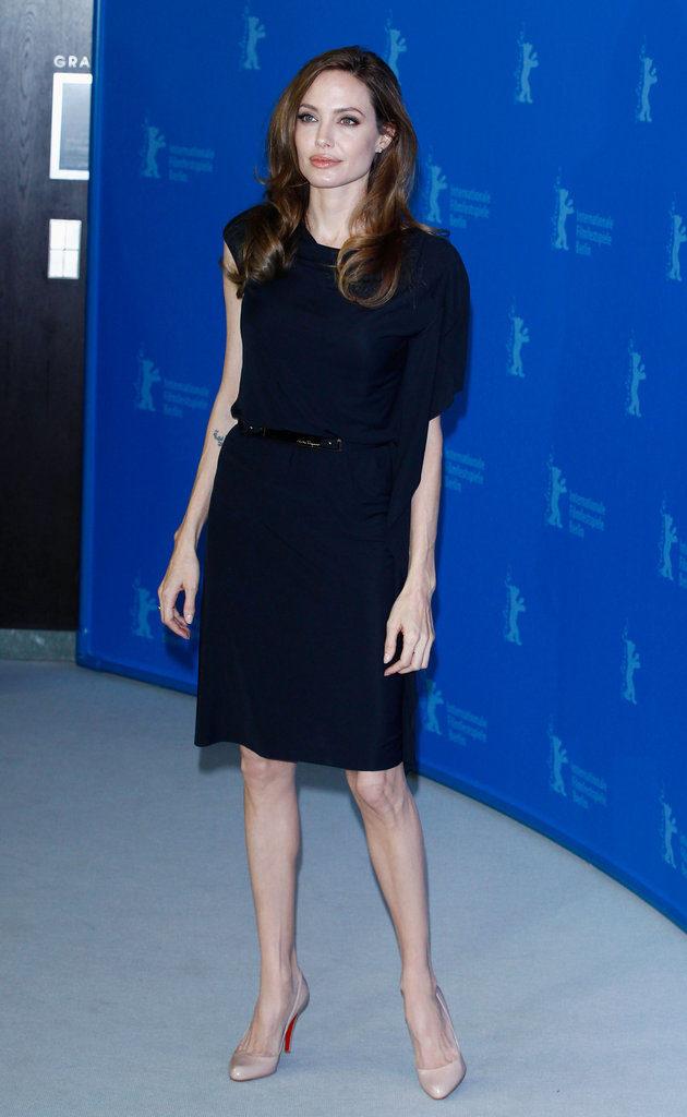 Angelina Jolie Legs Wallpapers