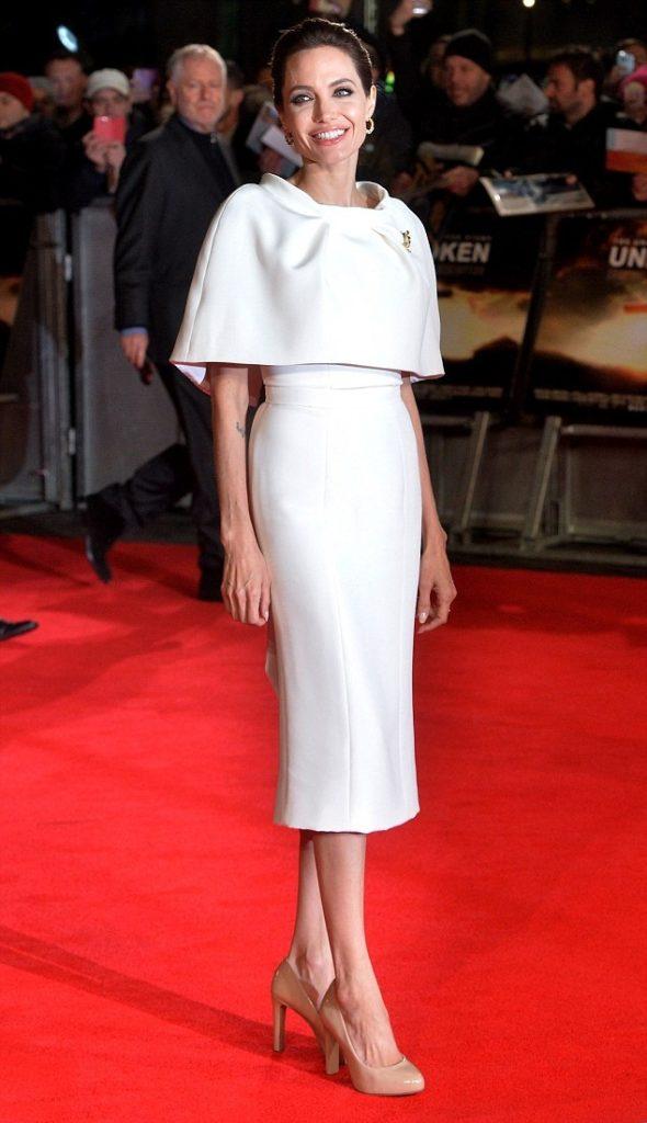 Angelina Jolie Undergarments Photos