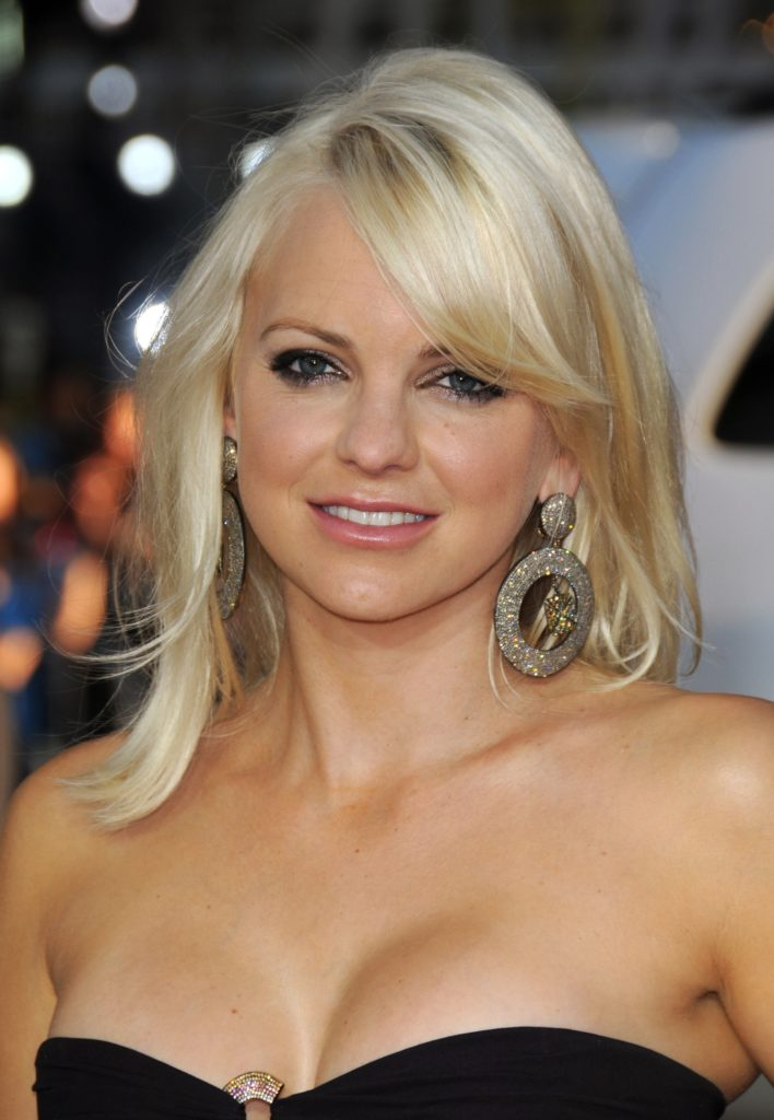 Anna Faris Breast Wallpapers
