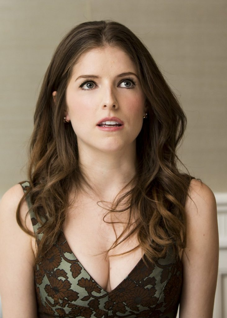 Anna Kendrick Braless Pictures