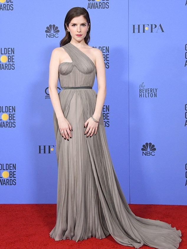 Anna Kendrick Gown Pictures