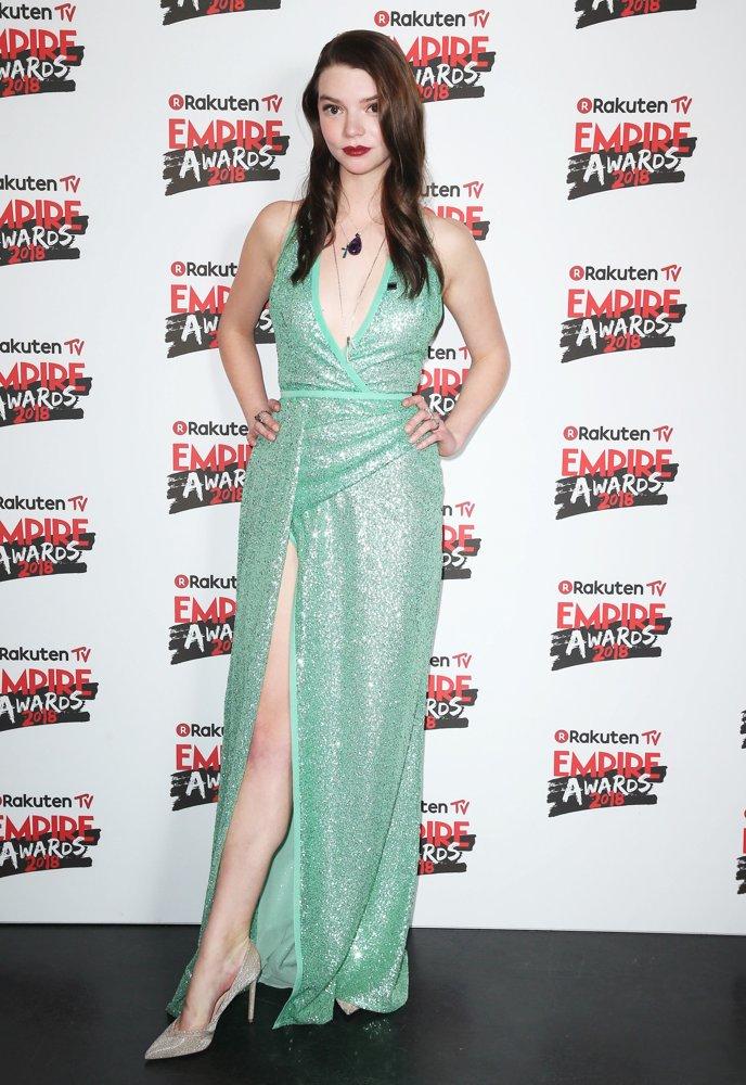 Anya Taylor Joy Award Show Photos