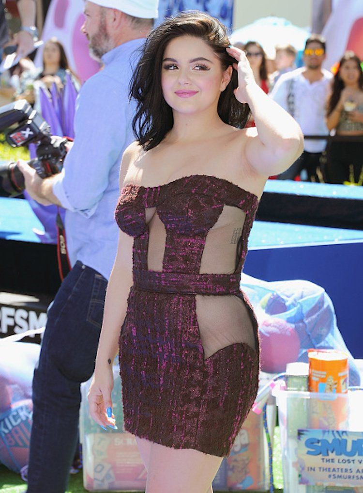 Ariel Winter Leaked Images