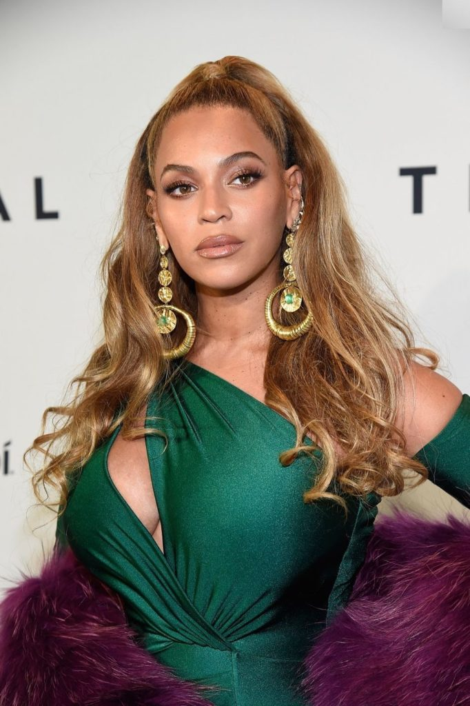 Beyonce Pregnant Images