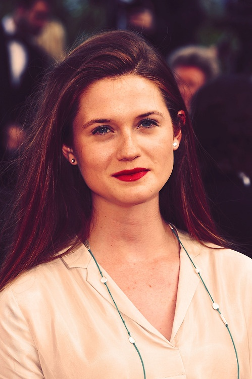 Bonnie Wright Cute Images