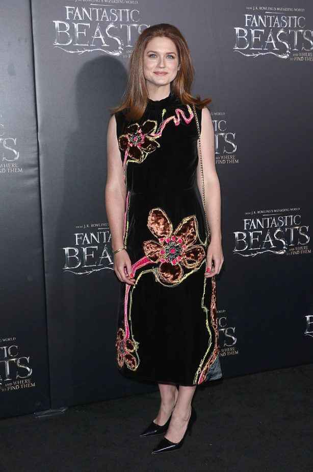 Bonnie Wright Feet Pictures