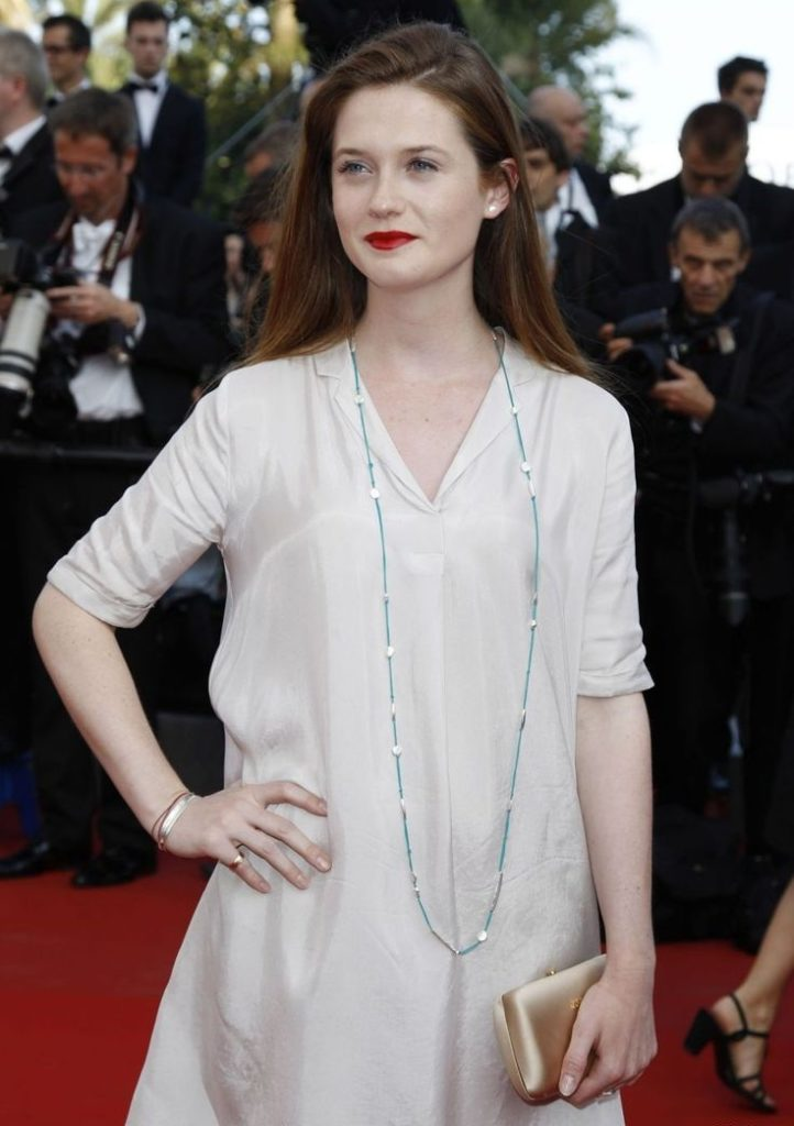 Bonnie Wright Lips Pictures