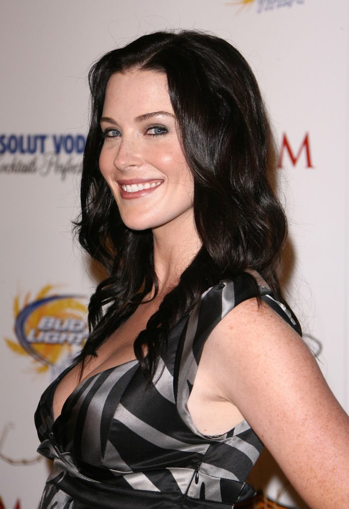 Bridget Regan Body Photos